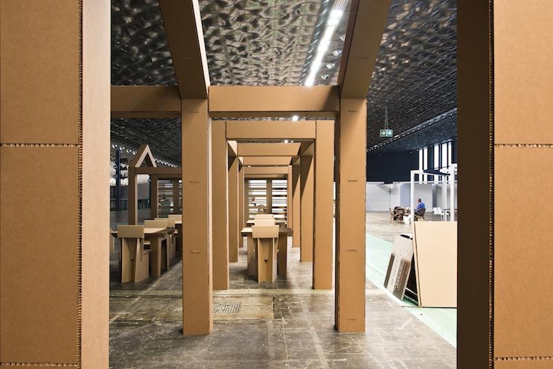 Оформление выставочных площадей