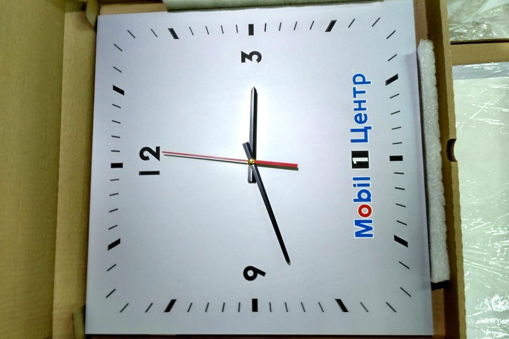 Изготовление брендированных часов