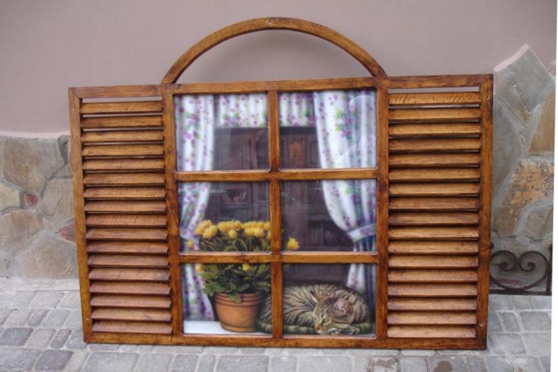 Фальш окна